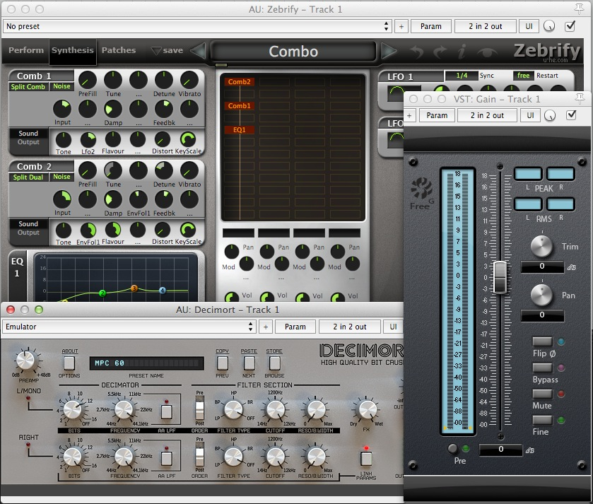 Making Audio Plugins Part 1: Introduction - Martin Finke's Blog